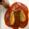 Canned fish mackerel in tomato sauce 50x155g 24X425g