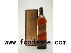 Johnnie Walker gold Label (750ml)