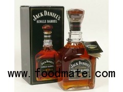 Jack Daniels Single Barrel Label (750ml)