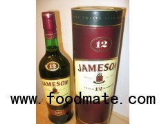 John Jameson Gold Irish Whiskey (750ml)