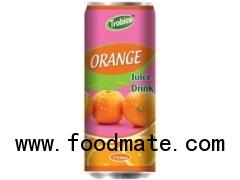 Natural Orange juice drink