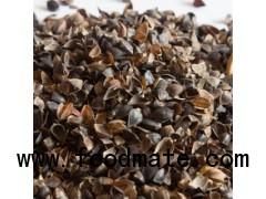 Roasted buckwheat hull