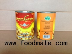 canned chick peas 400gx24tins