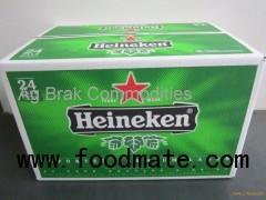 Dutch Premium Heinekens Lager Beer 250ml, 330ml Bo..