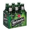 Heinekens Beer 250ml/ 330ml Can (24 Per Case)