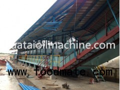Henan huatai palm processing machinery/palm oil refining equipment