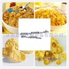 Puffed corn flakes production line, the breakfast nutrition of corn flakes production machinery