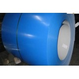Blue Red Steel Coil