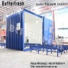Betterfresh Agricuture Refrigeration Pallets Vegetable Vacuum Cooling Machine for Fresh Products
