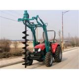 Pole Digging Machine