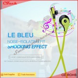 Fashion Bluetooth Sport Earphones Of High Quality For Smartphones