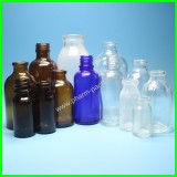 Moulded Glass Vials