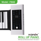 Roll Up Piano PB88