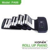 Roll Up Piano PA88