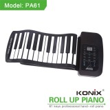 Roll Up Piano PA61