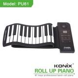 Roll Up Piano PU61