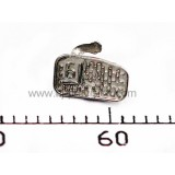 Orthodontic 1st Molar Edgewise Brackets with CE, ISO, FDA