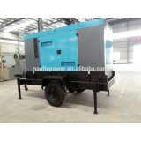 Two Wheel Trailer Diesel Generator Set