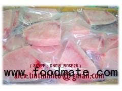 frozen wahoo marlin swordfish cobia tilapia ribbon salmon
