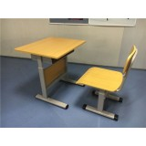 H1107ae Modern Stundent Desk Chair Combo