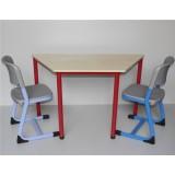 H3001r Ergonomic Student Desk