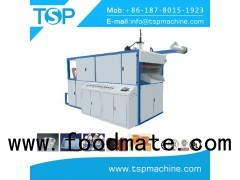 Automatic disposable plastic cup & bowl forming and making machine