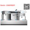 potato chips vegetable  frying machineaquatic products and poultry meat.
