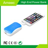 LED Battery Charger For Samsung Iphone 4/4s/5/5s with 4 USB cables AMJ-7100