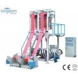 Double Head Blown Film Extrusion