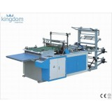Side Sealing And Cutting Bag Making Machine