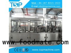 Automatic bottle filling machine for sale monoblock bottling equipment used for 0.2-2L PET material
