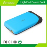 Factory price high capacity 10000mAh portable power bank for smart phone iPhone 7 AMEEC AMJ-M106