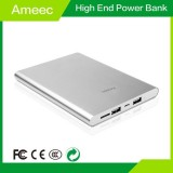 Ultra Thin Mobile Power Bank 16000mAh Polymer Suits For Ipad Ameec AMJ-K612