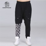 Printed Stretch JOGGERS