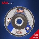 High Quality Of 125mm Aluminium Oxide Flap Disc Manufacturer Of China