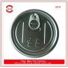 307 aluminum easy open end for canned powder
