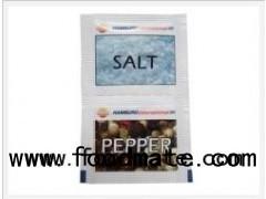 Salt and Pepper Sachet
