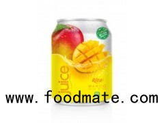 250ml Alu Can Mango Juice Drink