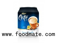 250ml Short Can French Vanilla Coffee