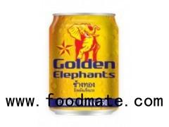 Golden Elephants Energy Drink