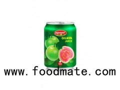 Fruit Juice Aluminium Can - Guava Juice