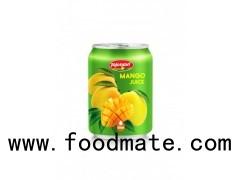 Fruit Juice Aluminium Can - Mango Juice
