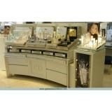 Cosmetics Shop Sales Counter