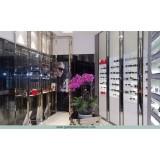 Optical Shop Display Cabinet