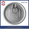 300# aluminum easy open can lids
