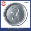 206 beverage easy open can lid