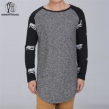 Longline Fit Sweatshirt