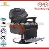 2016 Modern Man's Hairdressing Salon Furniture Portable Barber Chair