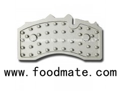 WVA-29228 Bus Casting Backing Plate Shim Of Brake Pad For Component Supplier