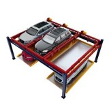 Lift&slide Parking System (2-level)